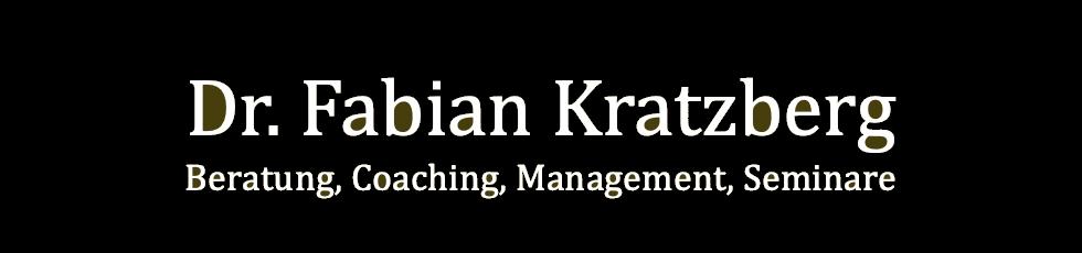 Logo von Dr. Fabian Kratzberg Beratung, Coaching und Management
