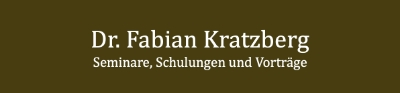 Logo von Dr. Fabian Kratzberg Beratung, Coaching, Management, Seminare